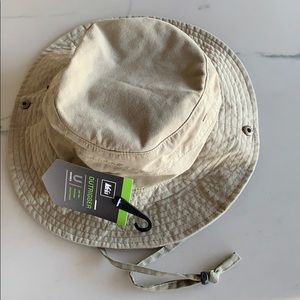 REI Unisex S/M Outrigger Bucket Wombat Hat